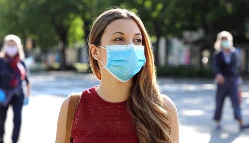Wear Protective Masks & Practice Social Distancing!